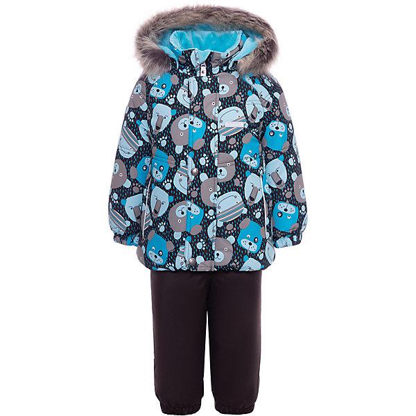 Купить Комплект Kerry Zoomy: куртка и полукомбинезон, Финляндия, разноцветный, 86, 98, 92, 80, Мужской