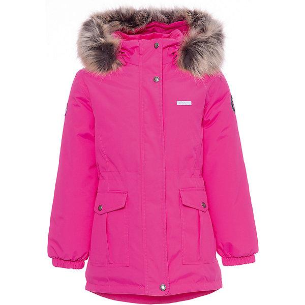 Купить Утепленная куртка Kerry Maya, Финляндия, розовый, 104, 128, 110, 92, 116, 134, 98, 122, Женский