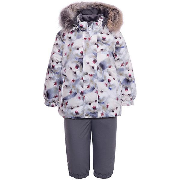 Купить Комплект Kerry Zoomy: куртка и полукомбинезон, Финляндия, разноцветный, 92, 80, 86, 98, Мужской