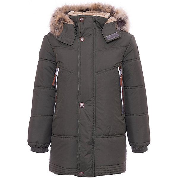 Купить Утепленная куртка Kerry Tom, Финляндия, хаки, 134, 122, 98, 104, 110, 116, 128, 92, Мужской