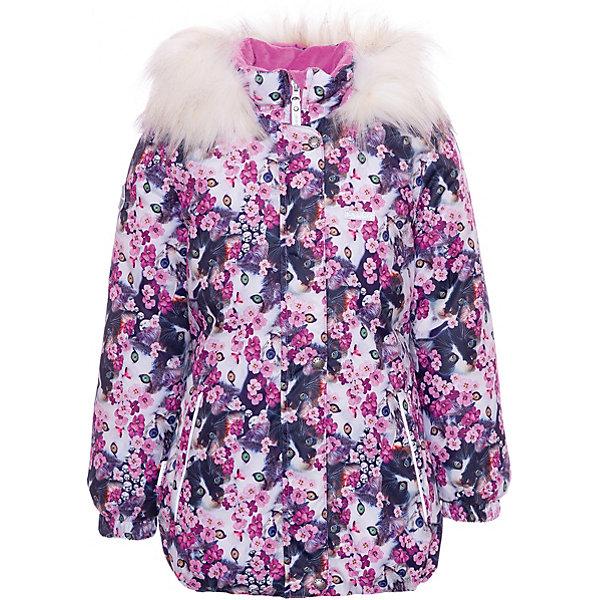 Купить Утепленная куртка Kerry Emmy, Финляндия, разноцветный, 122, 134, 116, 104, 92, 128, 98, 110, Женский