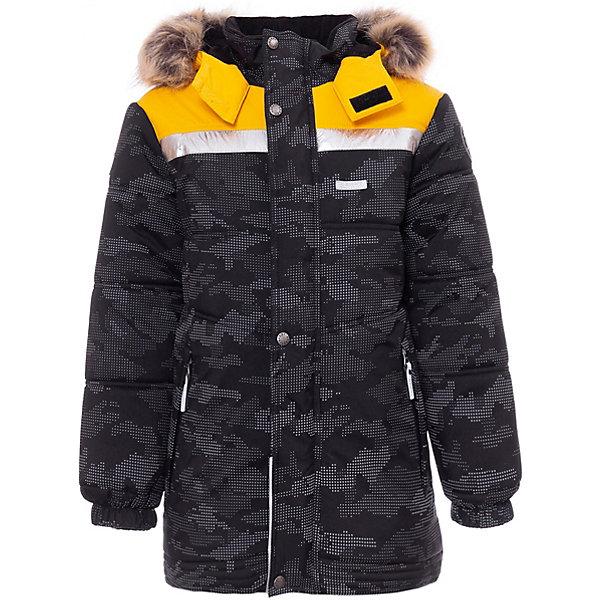 Купить Утепленная куртка Kerry Nordic, Финляндия, желтый, 116, 98, 122, 92, 128, 134, 104, 110, Мужской