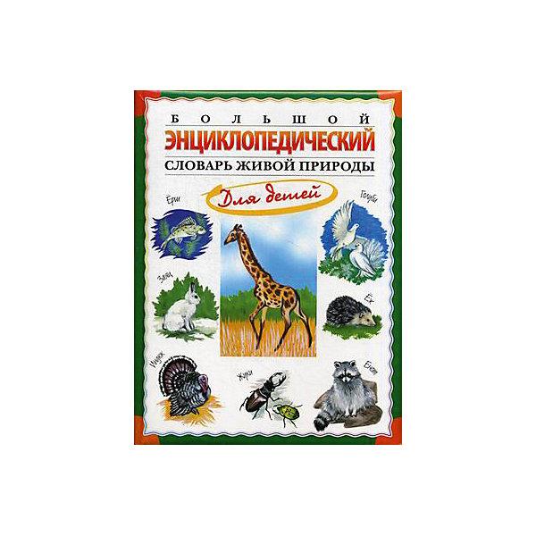 Олма Медиа Групп Большой энциклопедический словарь живой природы для детей