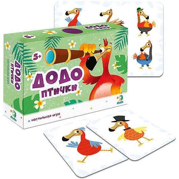 Развивающая игра Dodo Птички Додо , Украина, Унисекс  - купить со скидкой