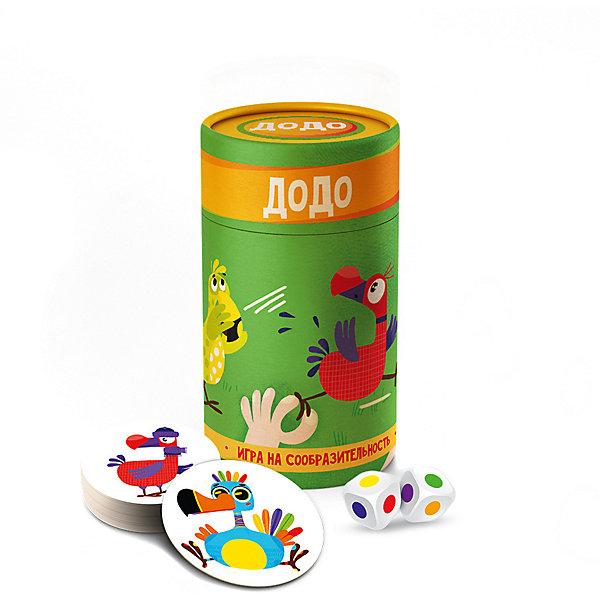 Купить Настольная игра Dodo Додо , в тубусе, Украина, Унисекс