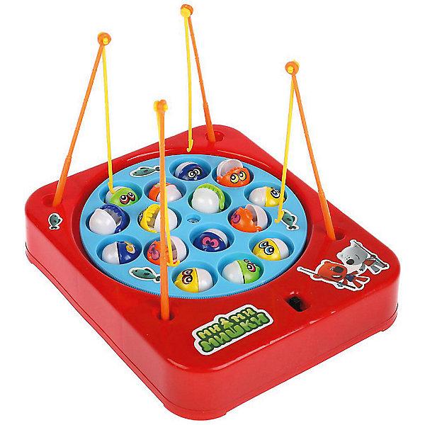 Играем вместе Игровой нобор Ми-ми-мишки Рыбалка, звук