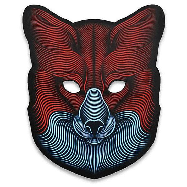 GeekMask Cветовая маска Fox, со звуком