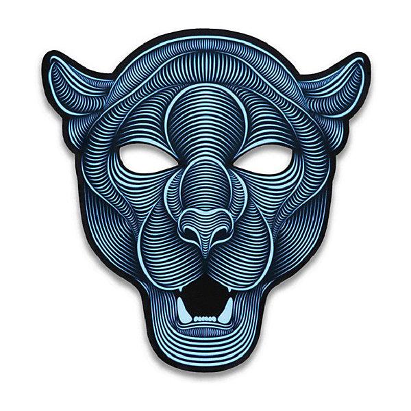 Купить Cветовая маска GeekMask Jaguar , со звуком, Китай, разноцветный, Унисекс