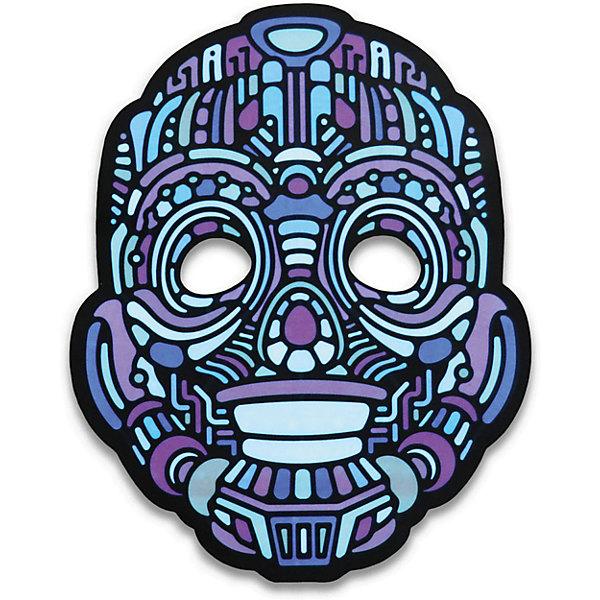GeekMask Cветовая маска Robot, со звуком