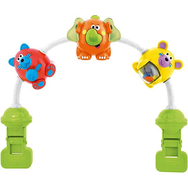 CHICCO Игрушка развивающая Chicco Dancing Friends (на коляску) chicco развивающая игрушка собака детектив