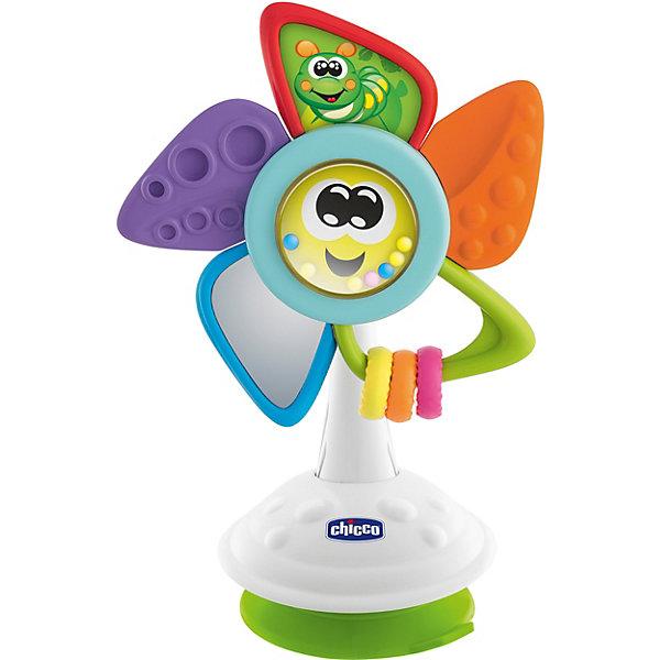 Купить Игрушка развивающая Chicco Will the Pinwheel (на стульчик для кормления), Китай, Унисекс