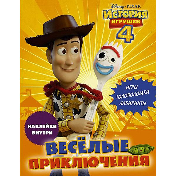 Игры, головоломки, лабиринты История игрушек 4
