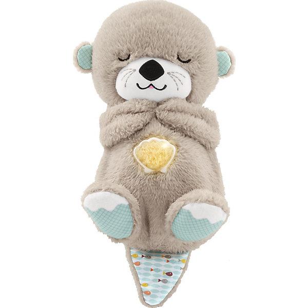 Мягкая игрушка для сна Fisher-Price Выдра Mattel