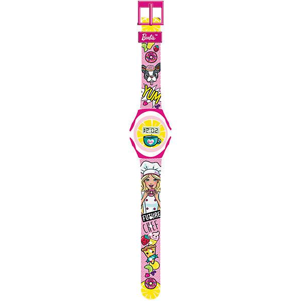 Детское время Электронные наручные часы Kids Time Barbie