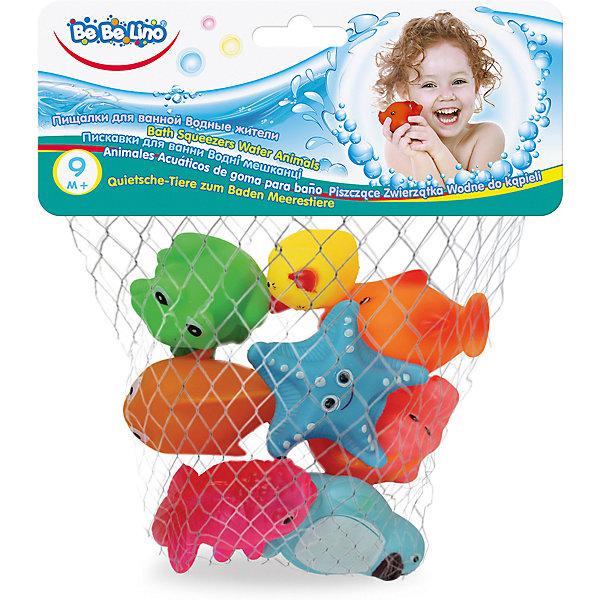Toys Lab Игрушки для ванной ToysLab Bebelino Водные жители