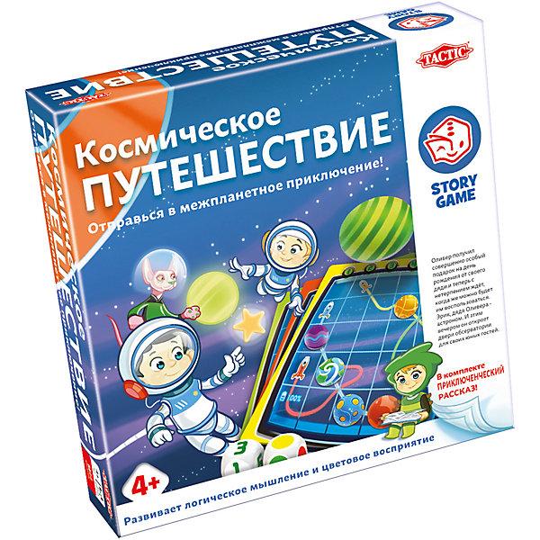 Настольная игра Tactic Космическое путешествие , Финляндия, Унисекс  - купить со скидкой