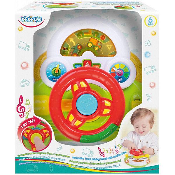 Toys Lab Интерактивная игрушка ToysLab Bebelino Руль, с креплением