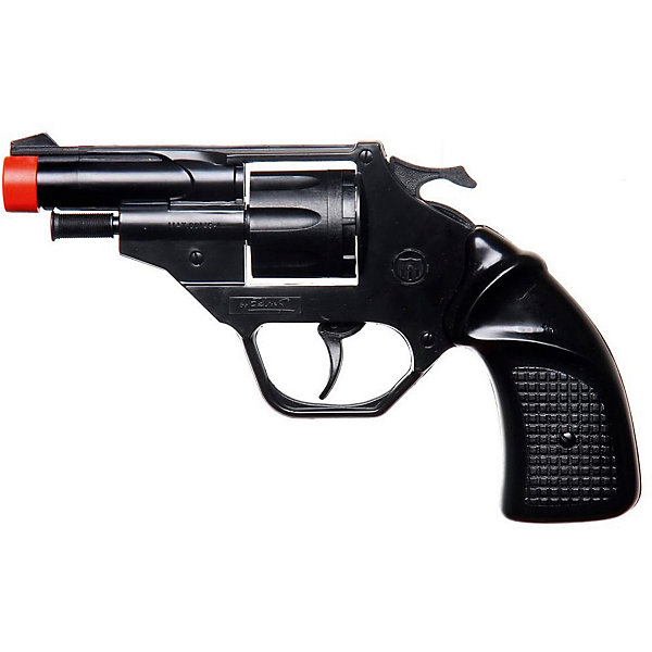 Edison Пистолет Edison Colibri Polizei восьмизарядный, 12,8 см пистолет с пистонами edison giocattoli uzimatic