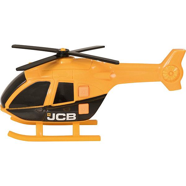 Купить Вертолет HTI JCB, свет и звук, Китай, желтый, Мужской