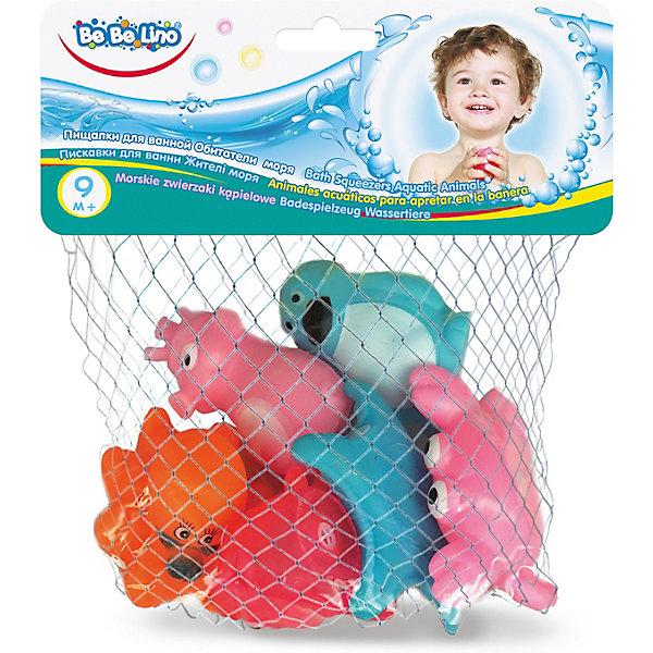 Toys Lab Игрушки для ванной ToysLab Bebelino Обитатели моря