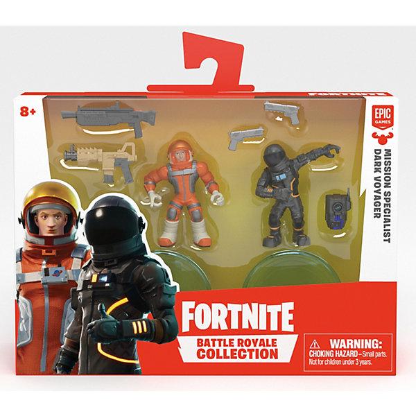Moose Игровой набор Fortnite Миссия выполнима и Темный странник, 2 фигурки с аксессуарами