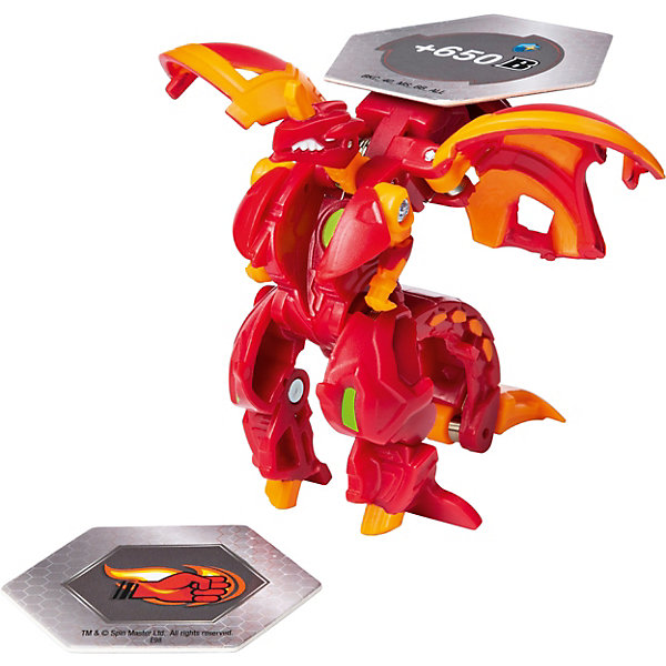 Spin Master Фигурка-трансформер Bakugan Ультра, Dragonoid