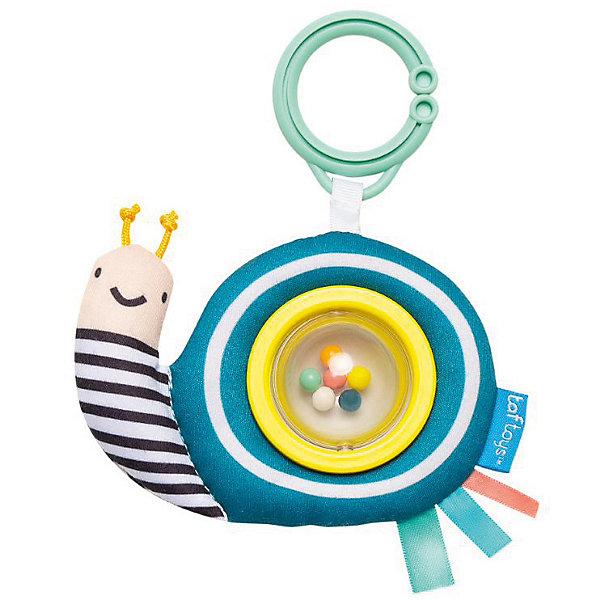 TAF TOYS Развивающая игрушка-подвеска Taf Toys Улитка развивающая игрушка lorelli toys обними меня мартышка 10191260001