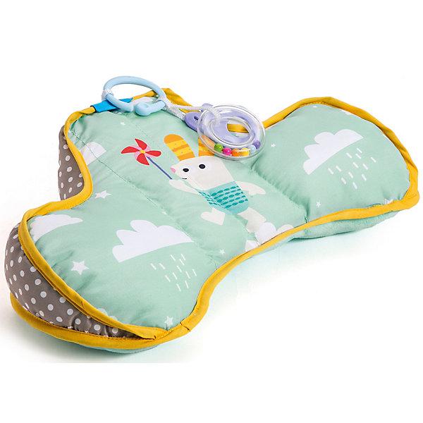 TAF TOYS Развивающая игрушка Taf Toys Анатомическая подушка