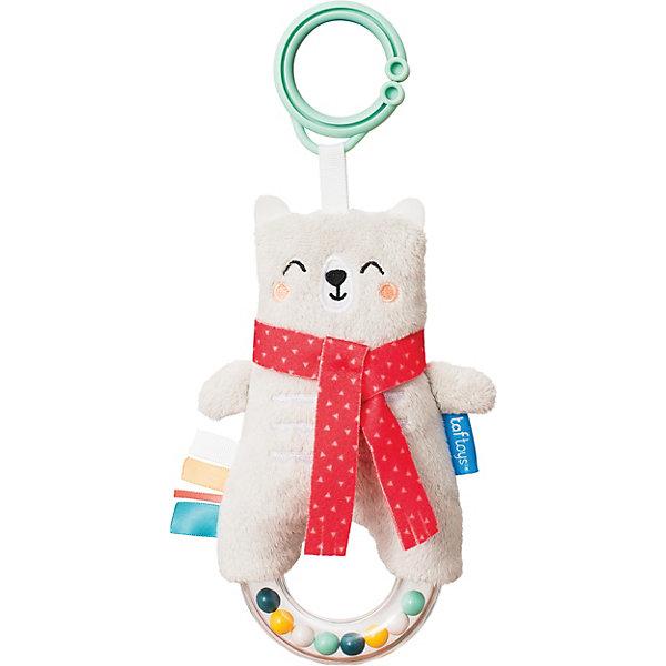 TAF TOYS Развивающая игрушка-подвеска Taf Toys Медведь с прорезывателем