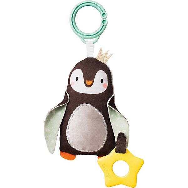 TAF TOYS Развивающая игрушка-подвеска Taf Toys Пингвин с прорезывателем