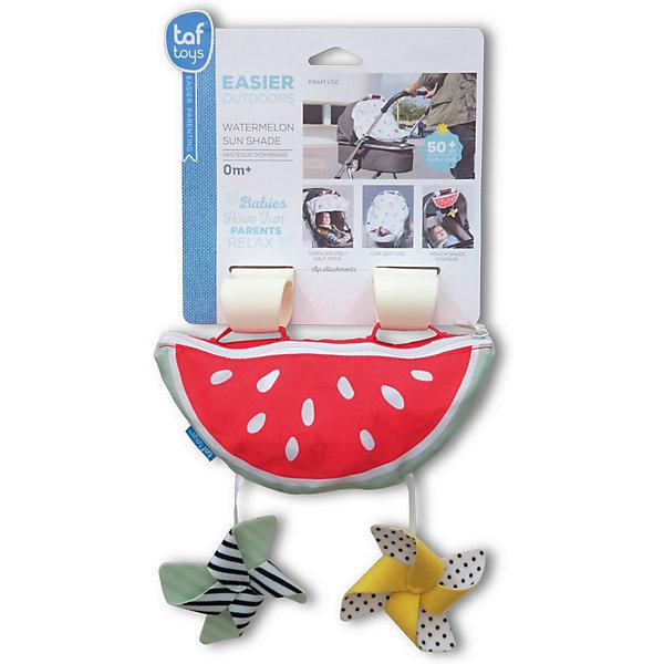 TAF TOYS Игрушка солнцезащитная накидка Taf Toys Арбуз на коляску