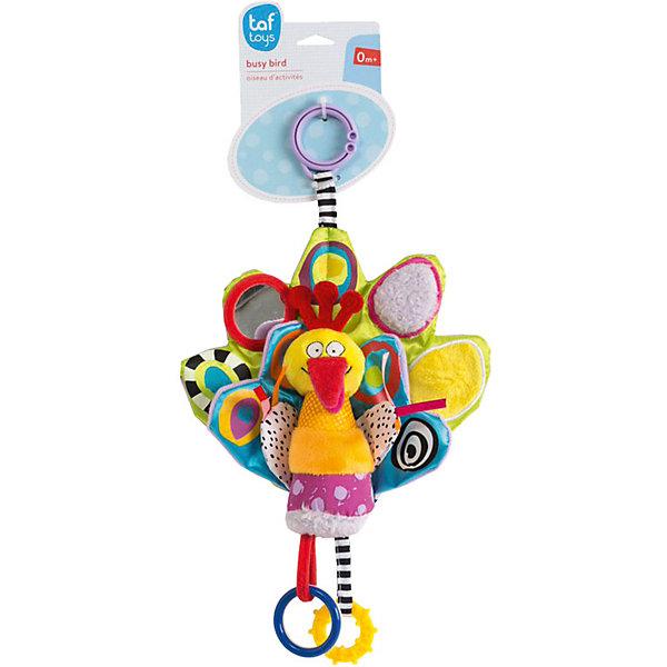 TAF TOYS Развивающая игрушка Taf Toys Подвеска Птичка taf toys развивающая игрушка подвеска taf toys воздушный шар на клипсе