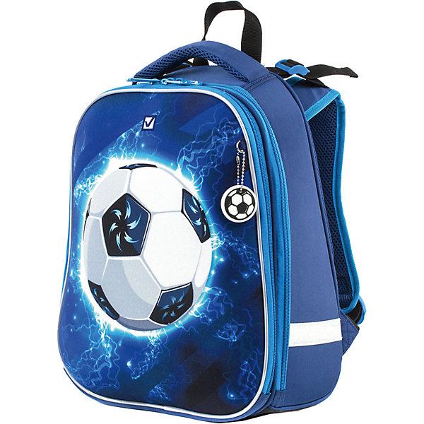 Brauberg Ранец Premium Футбол, с брелоком,