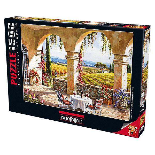 Купить Пазл Anatolian Виноградные поля, 1500 элементов, Турция, Унисекс