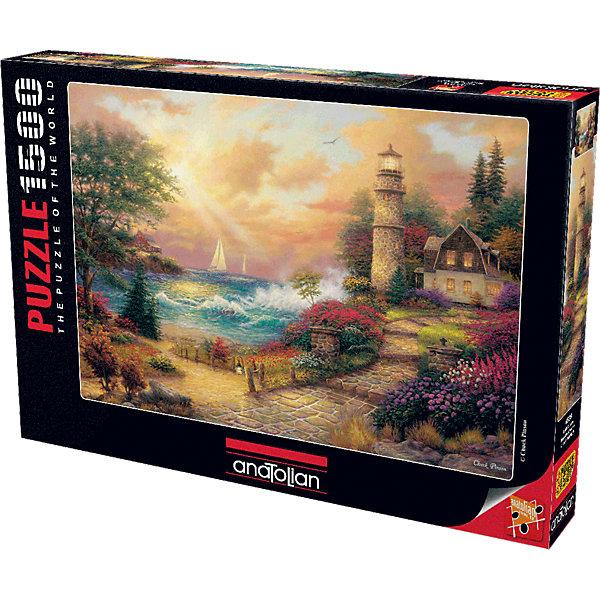 Купить Пазл Anatolian Берег мечты, 1500 элементов, Турция, Унисекс