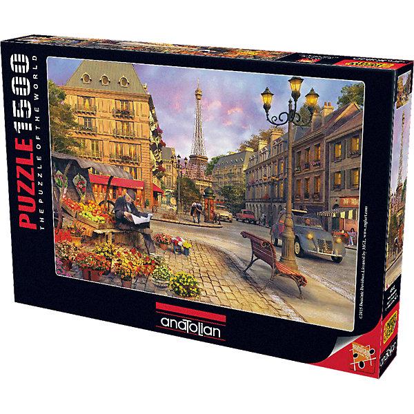 Купить Пазл Anatolian В Париже, 1500 элементов, Турция, Унисекс