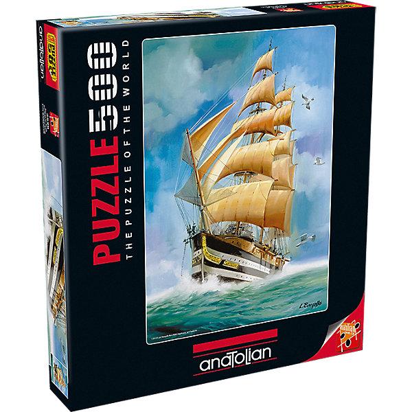 Купить Пазл Anatolian Корабль на волнах, 500 элементов, Турция, Унисекс