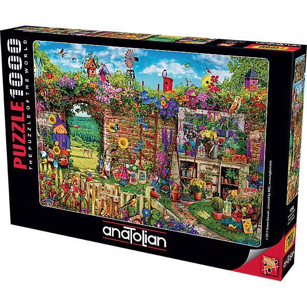 Anatolian Пазл Веселый дворик, 1000 элементов