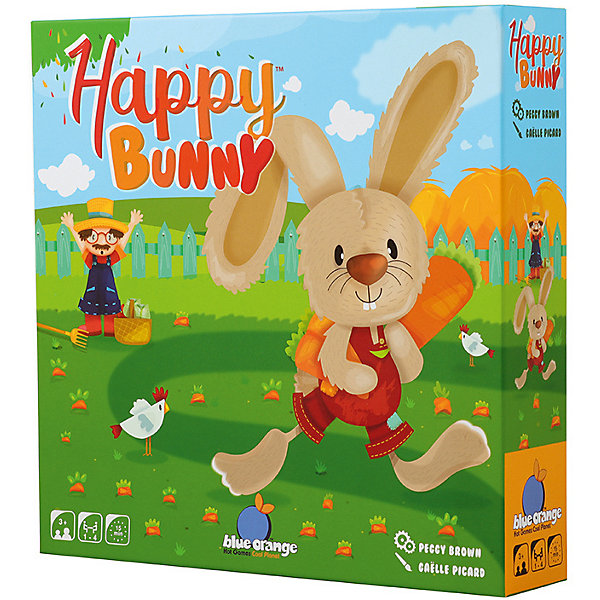 Blue Orange Настольная игра Удачливый кролик