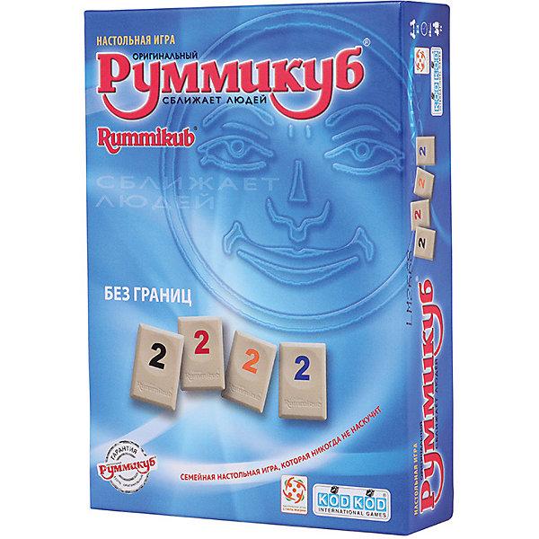 Стиль жизни Настольная игра Руммикуб: Без границ мини