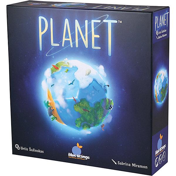 Blue Orange Настольная игра Планета