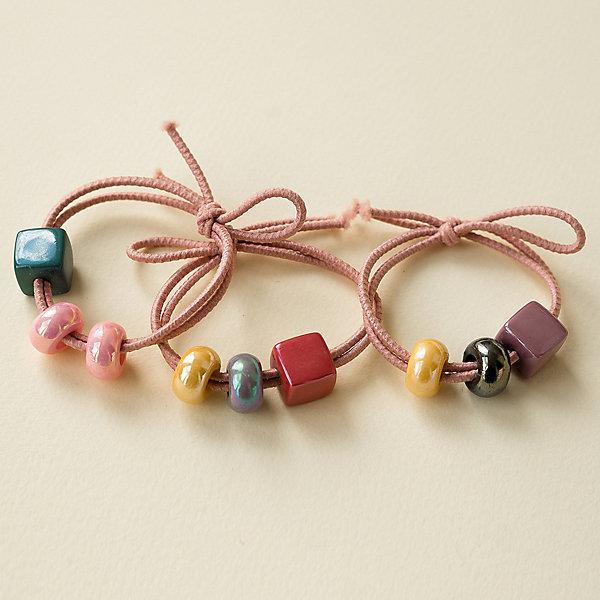 Купить Резинка Aliciia, 3 шт, Россия, разноцветный, one size, Женский