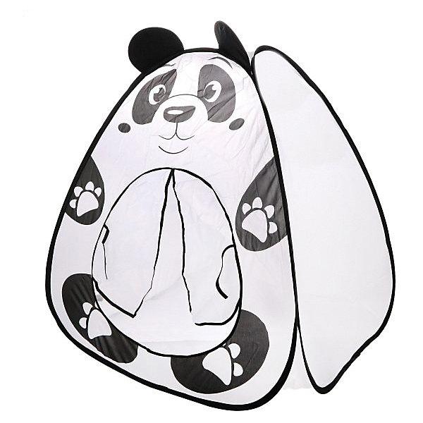 Наша Игрушка Игровая палатка Панда, 80*80*96 см