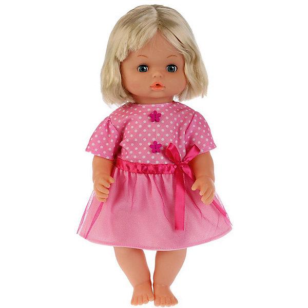 Интерактивная кукла Карапуз Анфиса с набором одежды, 36 см, озвученная