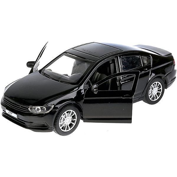 ТЕХНОПАРК Машинка Технопарк, инерционная, 12 см, черная