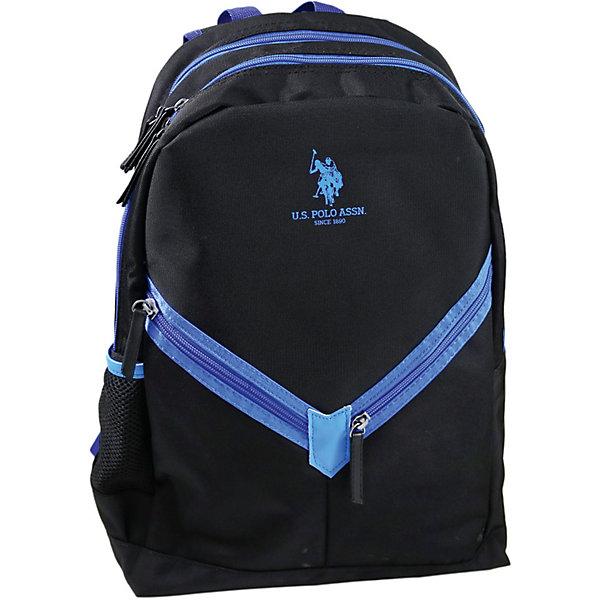 Купить Рюкзак U.S. Polo Assn, тёмно-синий, U.S. POLO ASSN., Турция, разноцветный, Мужской