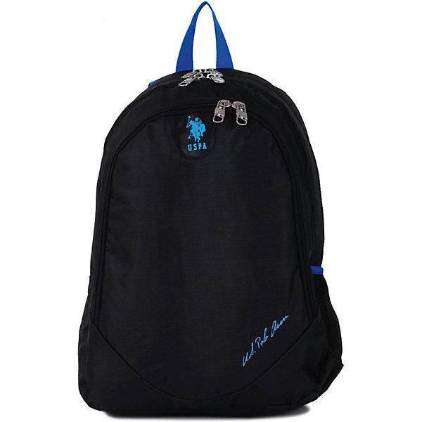 U.S. POLO ASSN. Рюкзак U.S. Polo Assn, чёрный