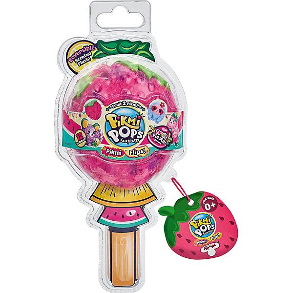 Купить Игрушка Moose Pikmi Pops Pikmi Flips Фруктовый Праздник , клубника, Китай, разноцветный, Женский
