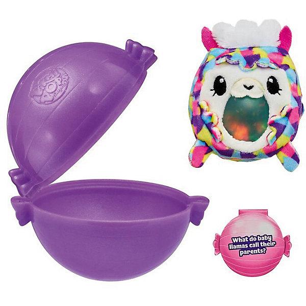 Moose Игрушка Pikmi Pops Bubble Drops Неоновая серия, фиолетовая
