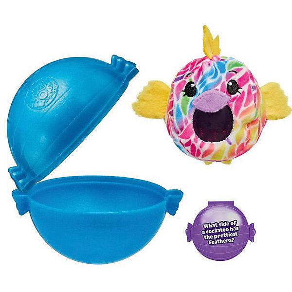 Moose Игрушка Pikmi Pops Bubble Drops Неоновая серия, голубая